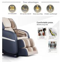 China Popular 3D Zero Gravity Wholesale Body Massage Chair with App Control wholesale