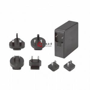 China 80~100W Removable Plug SMPS 12V 18V PSU 19V Laptop Transformer 24V 36V AC DC Adapter 48V Switching Mode Power Supply wholesale