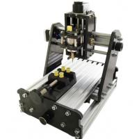 China Hobby Desktop 3D 3 Axis CNC Router , CNC Wood Carving Router Machine wholesale
