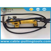 China Hydraulic Foot Operated Oil Pump For Power Supply wholesale