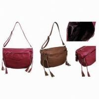 China Customized Crossbody Leather Bags For Women  wholesale