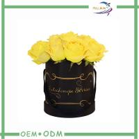 China Printing Logos Round Flower Gift Boxes Wedding Gift Boxes For Flowers wholesale
