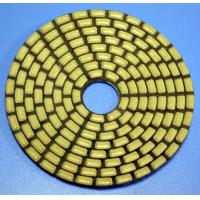 China Hot selling Diamond polishing pads for glass polishing wholesale