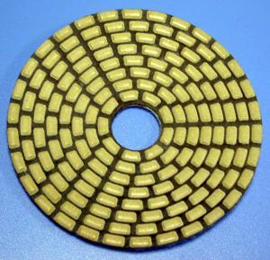 China Hot selling Diamond polishing pads for glass polishing wholesale