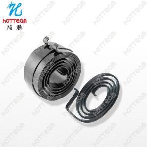China Durable Zinc Plating Helical Torsion Spring , Flat Torsion Spring wholesale
