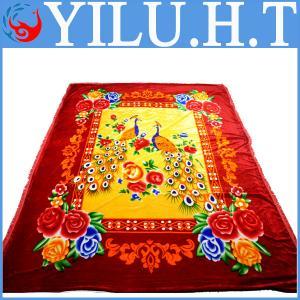 China hot sale printing pleuche bedsheets seller wholesale