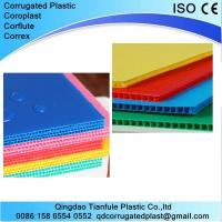 China 2mm 3mm 4mm 5mm 6mm PP Corrugated wholesale