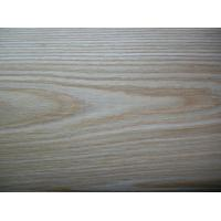 China Ash Veneered MDF , Veneer MDF Medium Density Fiberboard 1220*2440mm wholesale
