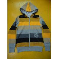 China Embroidery Colorful Guys Zip Up Hoodies With Side Pockets Mens Full Zip Jacket wholesale