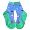 China Anti - Slip cute cotton children novelty socks / ankle socks with fashion design wholesale