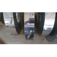 China Hot Rolled Stainless Steel Metal Strips on sale