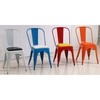 China YLX-1101 Aluminium/Steel Dining Chair with Cushion for Restaurant wholesale
