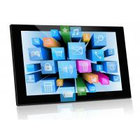 Unique 13.3 Inch 10 Point Capacitive Touch Screen Digital Photo Frames With Front Camera