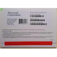 China Computer System Software Retail Pack Windows 8.1 Pro Product Key Code on sale