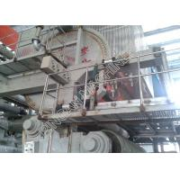 China Cylinder Type Fluting Paper Machine Three Cylinder Mould Customized Color wholesale