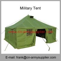 China Wholesale Cheap China Army Green Commander Combat  Police Military Tent wholesale