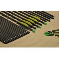 Buy cheap carbon arrow/turkey feather arrow/carbon shaft arrow for shooting from wholesalers
