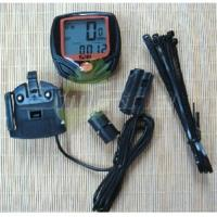 China Multi-bike speed table, bike speedmeters with thermometer wholesale