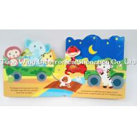 China 6 PET Button Sound Module For Animal Sound Board Book , Funny baby music book wholesale