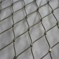 China Decorative Stainless Steel X-Tend Wire Rope Mesh For Railing Staircase wholesale