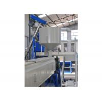 China Twin Screw Ps Foam Sheet Plastic Sheet Extrusion Line For Pearl Cotton wholesale