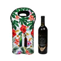 China newest fashion cute 3mm neoprene can cooler wine bottle cooler wholesale