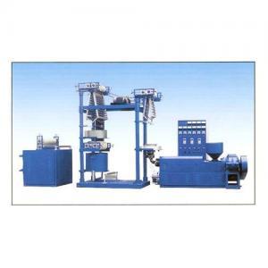 China Pvc film heat shrink film blowing machine (SJRM-58*23/600) wholesale