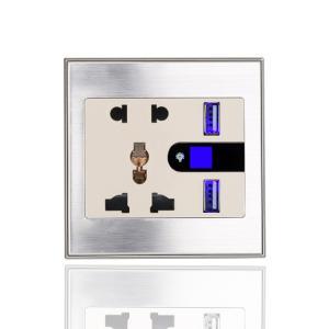China new lifestyle high quality USB multi wifi plug smart wall sockets for UK US Standard on sale