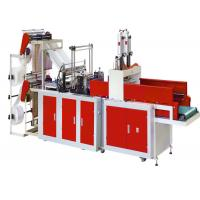 China Plastic Carry Bag Manufacturing Machine on sale