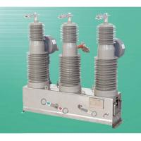 China Outdoor High Voltage Vacuum Circuit Breaker (ZW32-24) 24kV wholesale
