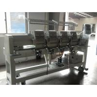 Buy cheap Tubular 4 Head Embroidery Machine For Caps / Leather Products 400 X 450 Mm from wholesalers
