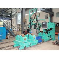 China Boiler Header Manufacturing Equipment , Header Butt TIG Welding Station wholesale