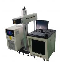 China 60W CO2 Laser Marking Machine for Wood and Plastic , CO2 Laser Engraver wholesale