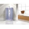 Convenient Quadrant Shower Enclosure With Tray , Quadrant Shower Cabin 850 X 850