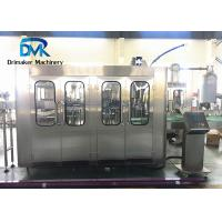 China 8000 BPH Plastic Soda Bottling Machine With PLC Control Electric driven wholesale