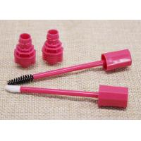China Aluminum Makeup Cosmetic Pouch Sealed Stem Spout With Lipstick / Mascara Brush wholesale