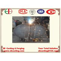China Large Steel Balls by Welding Process for Space Truss Steel Structure EB15021 wholesale