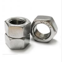 China M8 M10 M12 Stainless Steel Galvanized Hex Nut Large Fastening Force Long Life wholesale