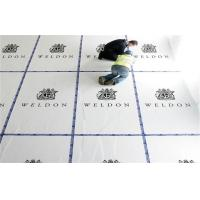 China Twin Wall Plastic Sheet / Twin Wall Polypropylene Sheet Floor Protection 2400 x 1200mm wholesale