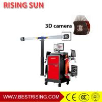 China Car wheel balancing and wheel alignment machine for garage on sale