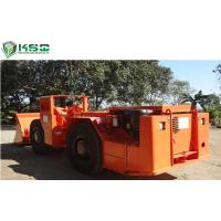 China RL-2 Air-Cooled Engine Load Haul Dump Machine for Mining and Tunneling Excavation wholesale