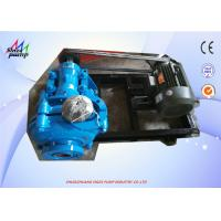 China Multi - Stage AH Slurry Pump Low Concentration High Head Pump 15W Power wholesale