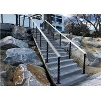 China Wire balustrade wire stair railing aluminum cable railing systems for decks wholesale