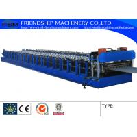 China Corrugated Sheet Roll Forming And C Z Purlin Roll Forming Machine For Steel Building wholesale