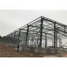 China Economic H Section Prefab Metal Buildings Sheet Steel Frame Warehouse wholesale
