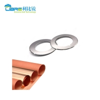 China HRA89 Copper Foil Circular Slitter Blades For Lithium Battery Anode wholesale