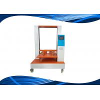 China 100~30000N Corrugated Carton Box Compression Strength and Stacking Tester wholesale