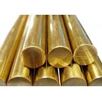 China industrial Round Shaped Copper Products , 5-120mm Diameter Red Copper Bar wholesale