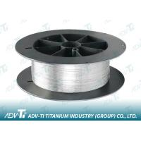 China Straight / Coil / Spool Titanium Alloy Wire 0.6mm For Fishing wholesale