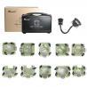 China Xhorse VVDI PROG BENZ EZS/EIS Adapters 10pcs/set Free Shipping by DHL wholesale